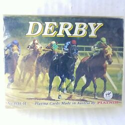 Piatnik Derby No. 2231 Playing Cards Does Not Apply Does Not Apply 2231 2231
