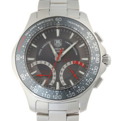 Tag Heuer Aquaracer Limited Caf7114 Gray Dial Stainless Menand039s Watch [b0216]