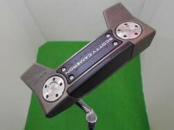 2018 Titleist Scotty Cameron Concept X Cx-01 Length 34 Inch Shaft Steel Used