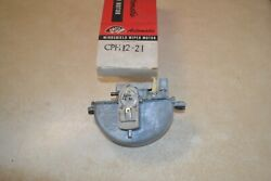 1957 Chevy Truck Gmc Nos Trico Vacuum Wiper Motor New Soft Parts 5 Year Warranty