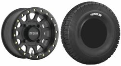 Mounted Wheel And Tire Kit Wheel 15x7 5+2 4/136 Tire 32x10-15 8 Ply