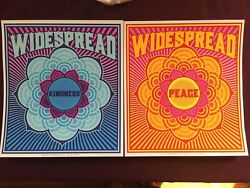 Chuck Sperry Widespread Kindness And Peace Prints Set
