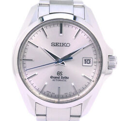 Grand Seiko Sbgr069 Automatic Stainless Steel Menand039s Watch From Japan [b0217]