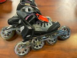 Rollerblade Activa 100 Inline Skate Womenand039s 7 New Lower Price