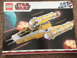 Only Instructions Lego 8037 Anakin's Y-wing Starfighter Star Wars Clone Wars