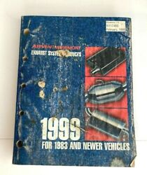 Maremont Exhaust System Products Catalogues Feb 1999 For 1983 And Newer Vehicles