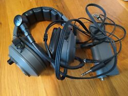 Telex Aviation Noise Cancelling Headset Anr 4000 Free Shipping