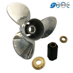 Stainless Steel-outboard-propeller 15x15 For Yamaha 150-250hp