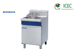 Blue Seal E43 Evolution Series Vee Ray Single Pan Electric Fryer.
