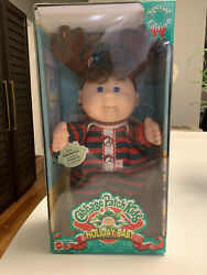 Original Canbage Patch Kid Holiday Baby
