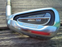 Cleveland Cg 16 Tour Laser Milled Single 7 Iron Golf Club Right Hand Steel Shaft