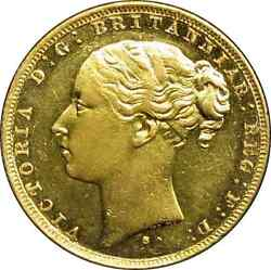 1879s Victoria Gold Sovereign. Good Extremely Fine. Very Rare