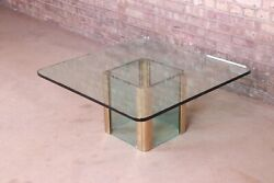 Leon Rosen For Pace Mid-century Modern Hollywood Regency Cocktail Table