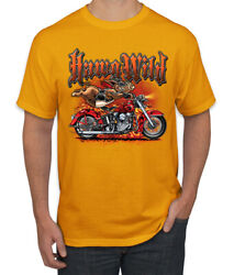 Best Of Wild Bbqand039s Hawg Bike Cars And Trucks Menand039s Graphic T-shirt