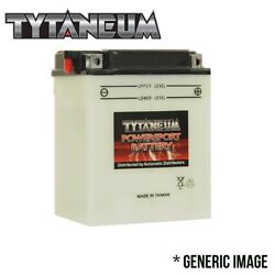 Conventional Flooded Battery For Brp All Models 1988-1993 With Acid Pack