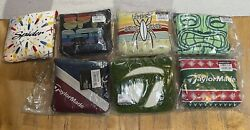 Taylormade Vault Spider Headcovers Rare Sold Out