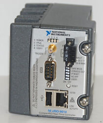 New National Instruments Ni-9014 Compactrio Real Time Controller