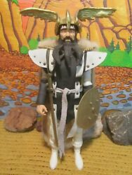 Custom Viking Warrior From The Johnny West Collection By Marx,1/6th Scale 4