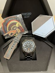 Time+tide X Bamford Gmt1 - Limited Edition Only 50 Made. Sold Out. Brand New.