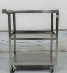 Lakeside 311 Stainless Steel Utility Cart