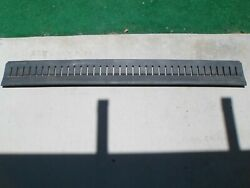 Chevy Avalanche - Midgate Drain Grille Grill Ships To California Only