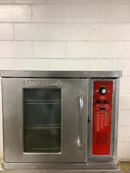 Blodgett Intellitouch Electric Half Size Convection Oven 1ph 208-230v Tested