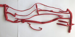 Vtg New Marx Johnny West Adventure Chief Cherokee Unseparated Ropebeltstraps