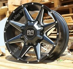 Alloy Wheels 20 Rx200 For Ford Ranger + Wildtrak Pick Up 6x139 4x4