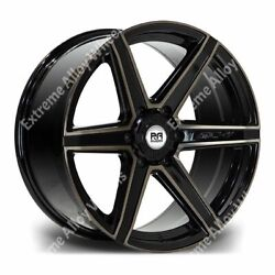 Alloy Wheels 20 Rx800 For Ford Ranger + Wildtrak Pick Up 6x139 4x4