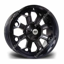 Alloy Wheels 20 Rx900 For Ford Ranger + Wildtrak Pick Up 6x139 4x4