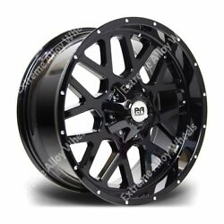 Alloy Wheels 20 Rx960 For Ford Ranger + Wildtrak Pick Up 6x139 4x4