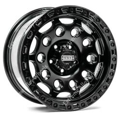 Alloy Wheels 17 At4 For Isuzu Campo Rodeo Trooper D Max Nissan Terano 6x139