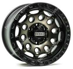 Alloy Wheels 17 Axe At4 For Isuzu Campo Rodeo Trooper D Max Nissan Terano 6x139