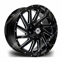 Alloy Wheels 20 Rx970 For Ford Ranger + Wildtrak Pick Up 6x139 4x4
