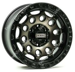 17 Axe At4 Alloy Wheels Fit Isuzu Campo Rodeo Trooper D Max Nissan Terano 6x139