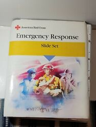 American Red Cross Emergency Response Class Training Discussion Slde Set Bk4