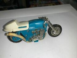 Vintage 1975 Ttp Wild Riders Kenner Ssp Turb-o-racer Cafe Racer Motorcycle Rare