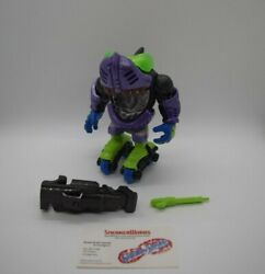 Vintage Mattel Street Sharks Stingshot Streex 1996 Night Fighter 15042 Complete