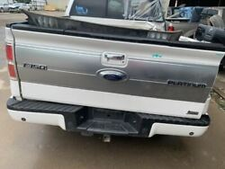 2009 2010 Ford F150 Platinum Rear Tailgate White Camera Step Fits Styleside 1015