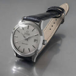 Omega Seamaster Ref.784.246 Vintage Date Automatic Mens Watch Authentic Working