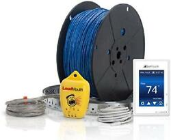 Suntouch Warmwire 240v Floor Heat Kit 180 Sq Ft Cable Adaptable To Any Layout