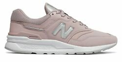 New Balance Womenand039s 997h Shoes Pink With Silver