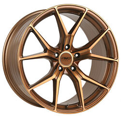 22x8.5 22x10 5-120 Str907 Staggered Bronze Tint Made For Bmw 2015 Or Older Bmw 7