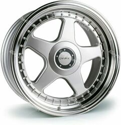 18 Spl Dr-f5 Alloy Wheels Fit 5x100 Toyota Allion Avensis Celica Curren Gt86