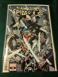 The Amazing Spiderman 58 Lgy 859 New February 2021 Feat Mr. Negative And Demons