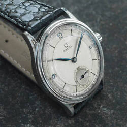 Omega Ref.9513003 Vintage Overhaul Manual Winding Mens Watch Authentic Working