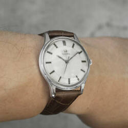 Omega Ref.14757 61 Sc Vintage Used Manual Winding Mens Watch Authentic Working