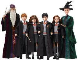 Wizarding World Harry Potter Collectable 6-pack Dolls