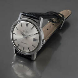 Omega Seamaster Ref.166.003 Sp Vintage Date Stainless Steel Automatic Mens Watch