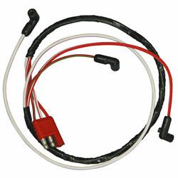 New 67-68 Mustang Engine Gauge Feed Harness Big-block V-8 Comet 390 427 428 Ford